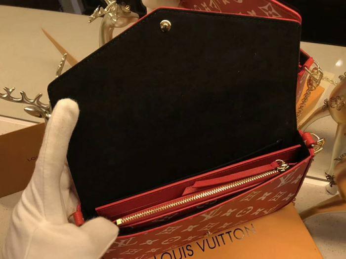 シュプリームルイヴィトンスーパーコピーアイコニックなモノグラムのレディースバッグ