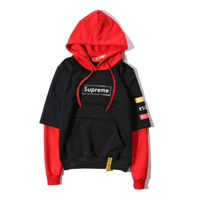 パーカー 2018年秋冬新作 自分らしいスタイリング シュプリーム supreme 2色選択可
