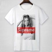 SUPREME服激安 シュプリーム 半袖Tシャツ ホワイト グレー コットン クルーネック BOX Logo ボックスロゴ プリント