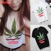 シュプリーム SUPREME T シャツ Smoke Weed Everyday Tee ホワイト ブラック コットン BOX Logo ボックスロゴ 人気 T シャツプリント