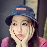 可愛い SUPREME2017AW スエードハット シュプリーム激安通販 BOX LOGO HAT 短ツバボックスロゴハットレッド2色可選