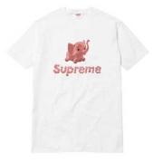 2017春夏 大人気 SUPREME シュプリーム Elephant Tee エレファント 半袖 Tシャツ ブラック ホワイト ピンク