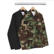 SUPREME シュプリーム ミリタリージャケット ブラック 迷彩2色 Gonz Butterfly BDU Jacket 228-000139-041+ メンズアウター.