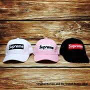 HOT新作登場 17SSシュプリーム通販激安 ボックスロゴキャップ SUPREME帽子キャップスポーツBOX LOGO CAP ピンク3色可選