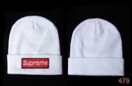 爽やか系シュプリーム帽子 偽物ニットキャップSUPREMEオンラインボックスロゴニット帽ホワイト2017AWファッション