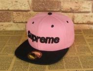 ファッションシュプリームオンラインニューエラキャップSUPREME2017SS BOX LOGO帽子スポーツ迷彩柄ピンク多色可選