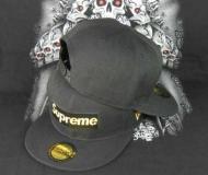 人気アイテム17AWシュプリーム通販激安ボックスロゴキャップ SUPREME帽子キャップスエードニューエラグレー