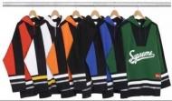 シュプリーム パーカー 新作 Supreme 3M Reflective Hooded Hockey Top 2016fw 新品 ブラック ブルー グリーン 多色
