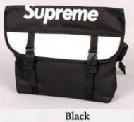 ブラック ネイビー レッド パープル ブルー 5色 リネン SUPREME バックル 驚きの破格値大人気なシュプリーム バッグ ショルダー.