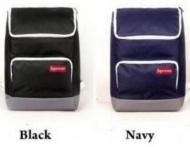 超激得100%新品 シュプリーム カバン 黒 ネイビー レッド 紫 4色 男女兼用 SUPREME リュックバッグ.