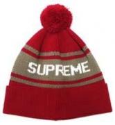 おすすめシュプリーム 偽物 キャップニット帽SUPREME 人気商品ニットキャップロゴ有り秋冬新作贈り物