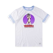 17SS新品 半袖Tシャツ シュプリーム SUPREME Vampirella S/S Football Top フットボールトップ ブラック ホワイト