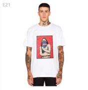 17ss 人気新作 SUPREME シュプリーム tシャツ 安い ブラック ホワイト コットン クルーネック プリント半袖Tシャツ
