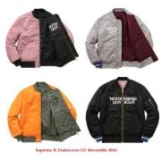 限定セール定番人気なSUPREME シュプリーム ダウンジャケット ピンク グレー オレンジ ブラック 4色 男女兼用.