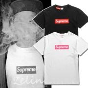 数量限定定番人気なシュプリーム tシャツ 値段が大激安 SUPREME ボックスロゴ 白 黒 2色 男性 半袖Tシャツ カジュアル 高品質コットン生地.
