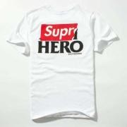 2018SS 春夏 シュプリーム 偽物 SUPREME メンズ Tシャツ カットソー 半袖 トップス ホワイト ブラック 2色 爆買い大得価.