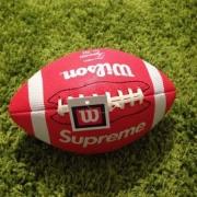 格好いいシュプリーム激安通販レプリカボールラグビーボールSUPREMラグビーのトレーニングサッカー
