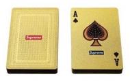 レジャー娯楽 シュプリームオンライントランプSUPREME BOX LOGO 偽物ポーカートランプマジックカード