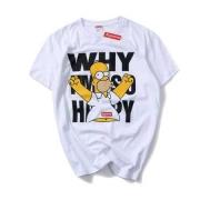 トレンドSUPREME BOX LOGO 偽物半袖Tシャツシュプリーム Tシャツ激安プリントTシャツ2色可選