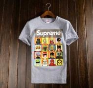 HOT人気セールシュプリーム通販激安半袖TシャツSUPREME オンラインプリントTシャツブラック