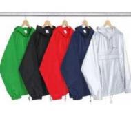 チャンピオン×シュプリームコピー品 Champion×SUPREME パーカー 赤、黒、緑、グレー、ブルー5色.