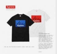 シュプリーム SUPREME x Undercover シュプリーム x アンダーカバー 半袖 tシャツ ブラック、ホワイト2色選択.