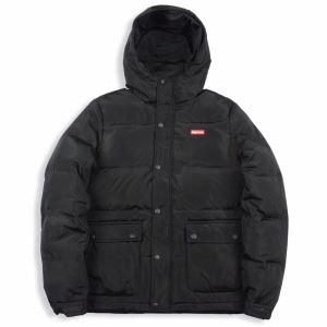個性的なデザ シュプリーム2色可選 2017秋冬季超人気お得100%新品 SUPREME ダウンジャケット