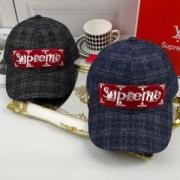 魅力的 シュプリームルイヴィトンコラボ帽子 SUPREME BOX LOGO 偽物刺繍ロゴモノグラムチェック柄2色可選