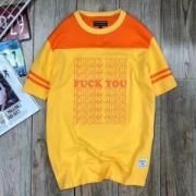お得限定セール SUPREME HYSTERIC GLAMOUR 半袖Tシャツユニセックス シュプリームFuck You プリント 多色可選