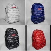 SUPREME個性的 シュプリーム リュック コピー ボックスロゴ 総柄大容量 旅行 通学 男女兼用 4色可選