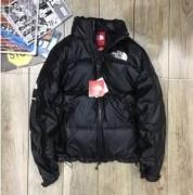 秋冬季超人気 SUPREME ×THE NORTH FACE ダウンジャケット SUPREME LOGO 3色可選 軽く暖かい