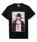 高級品通販SUPREMEシュプリーム18SS Neil Young Tee ニールヤングフォト半袖Tシャツ丸首2色可選