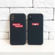 注目美品シュプリームiPhoneXケースストリートスタイル多色可選