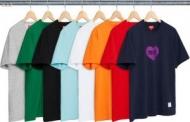 数量限定在庫限り 半袖Tシャツ 2018年春夏新作 シュプリーム SUPREME 多色可選
