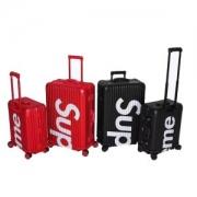大好評アイテム シュプリーム SUPREME 18新作ユニセックス 2色可選 スーツケース