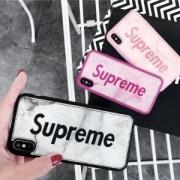 2018大人気定番美品シュプリームスーパーコピーブランドロゴiPhoneケースキュートレディース多色可選択