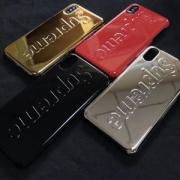 超お買い得!シュプリームコピーおしゃれ感が高まるブランドロゴiPhoneケース男女兼用ストリート風iPhoneケース多色可選択