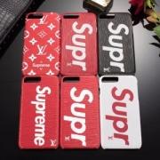 ins同款!シュプリームiPhone6 plus/6s plus  case カバーSupreme ×Louis Vuittonsアイフォン iphoneケース 高品質【最安値挑戦】