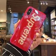 Supreme2018大人気アイテムシュプリーム偽物男女兼用おしゃれ感度が高まるiPhone ケース2色可選択