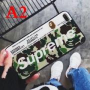 超レアお洒落シュプリームボックスロゴiPhoneケースストリートスタイル男女兼用iPhoneケース多色可選択