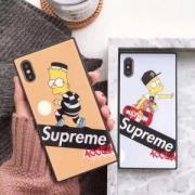 【すぐにお届け】個性的な シュプリーム アイフォンケース X 偽物 iphoneX スマホケース  お洒落 2018大注目 最安値 お買い得