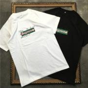 2018新商品!シュプリーム Tシャツ コピー大注目 セールSupreme box logo半袖 オシャレ 優れたコットン トップス