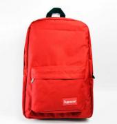 2018爆発Supreme バッグパック コピー 可愛い リトルイエローマン 新鮮な印象 シュプリーム リュック 総柄 赤色 3色