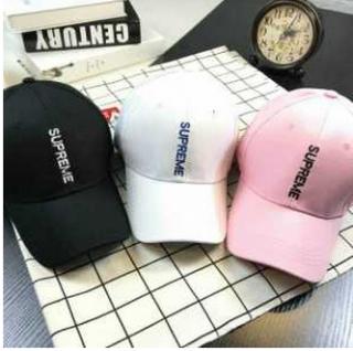 人気!SALE開催!シュプリーム キャップ ブランド コピー 綺麗 可愛い ピンク ブラック ホワイト お洒落 帽子