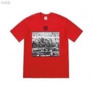ファッションアイテム 半袖Tシャツ 多色可選 SUPREME 18SS Fiorenza大幅値引き