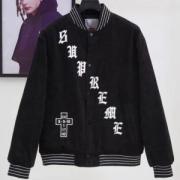 格安新作 2色選択 話題の商品 シュプリーム  Old English Corduroy Varsity jacket  今年買い足したい!