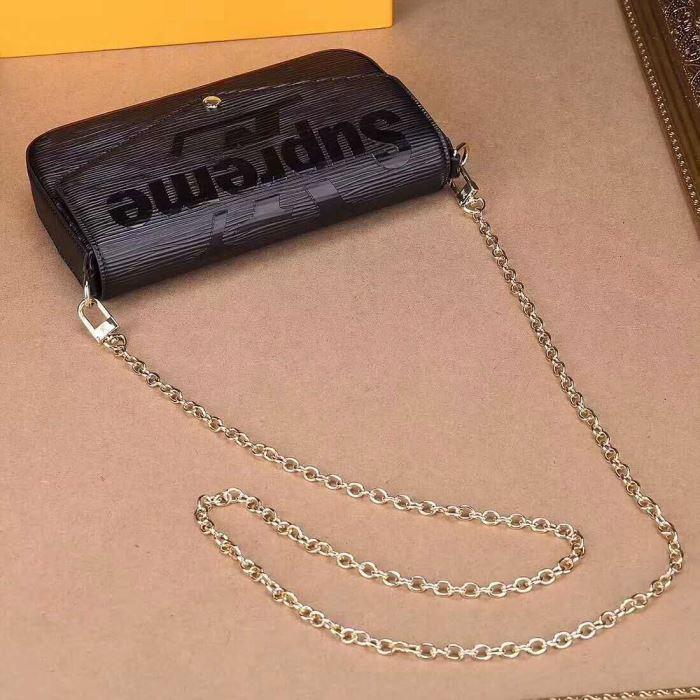 注目美品シュプリームルイヴィトンレディースファションのショルダーバッグ
