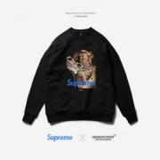 SUPREME UNDERCOVER Anatomy Sweater シュプリーム パーカー 16fw ブラック コットン 人気セール スウェット
