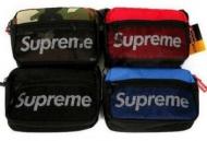 迷彩 レッド ブラック ブルー 4色 SUPREME 数量限定定番人気なシュプリーム メンズ ショルダーバッグ.