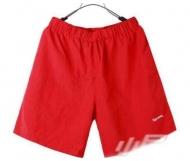 SUPREME 激安 シュプリーム パンツ ショーツ ショートパンツ 水着 レッド ブラック ブルー コットン 夏ファッション